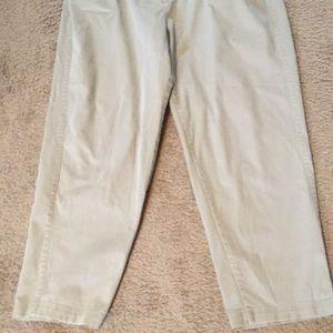 Cherokee Brand Khaki Pants (Women's Plus Size 20W)